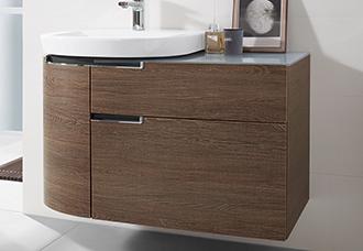 badmobel villeroy boch, wall mounted wash basin cabinet stands from villeroy & boch, Design ideen